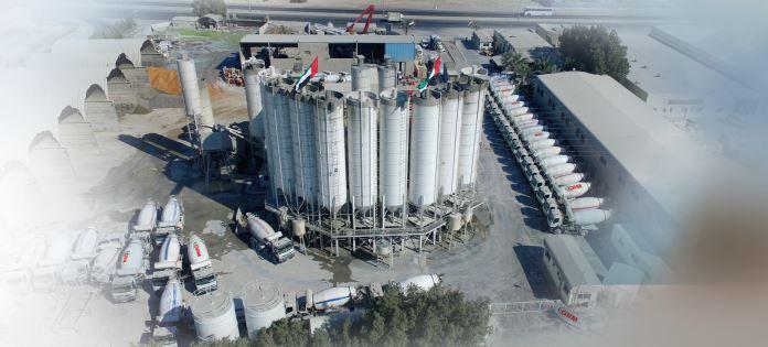 Durable concrete in Dubai